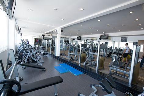 Phòng tập The Airport Gym Fitness & Yoga, Tân Bình