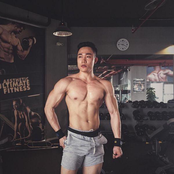 Cao Minh Tú - Cam kết tập luyện giảm cân tăng cơ hiệu quả