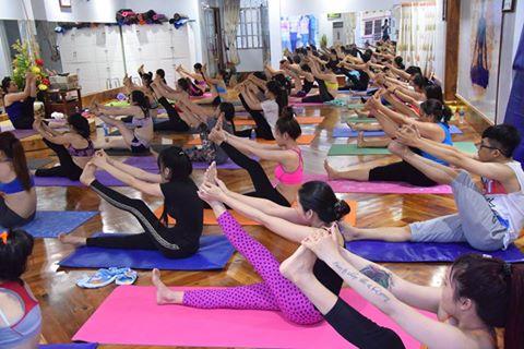 Câu lạc bộ thể hình Hoàng Yoga & Fitness