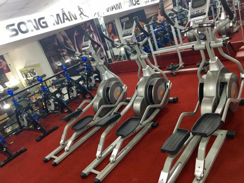 CLB thể hình Gym Fitness Yoga Song Mẫn, Quận Bình Tân