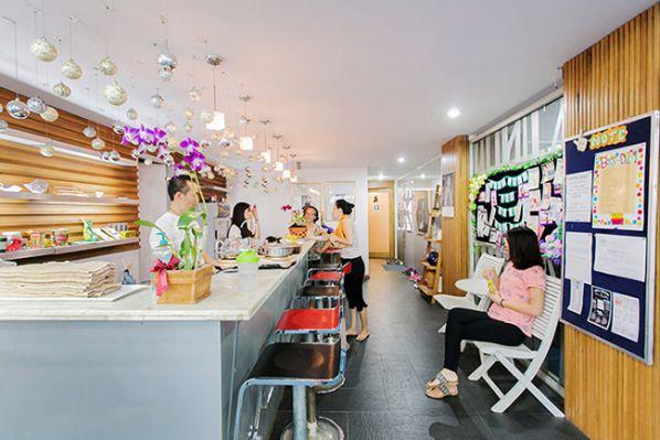 Phòng tập B-Fitness & Yoga Center, Quận Phú Nhuận
