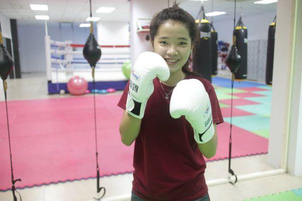 Phòng tập Samurai Boxing Gym, Quận 4