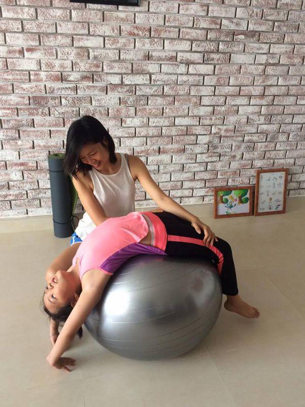 Phòng tập Satcitananda Yoga Studio, Quận 7
