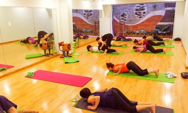 Phòng tập Shanti Spa & Yoga