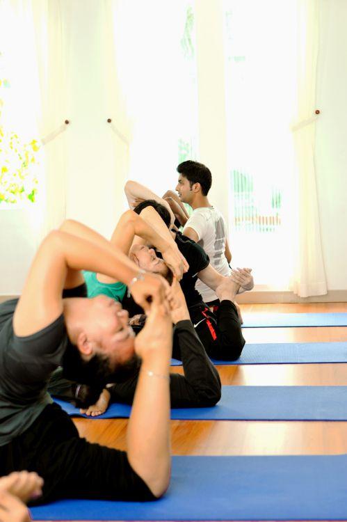 Phòng tập Universal Yoga, Phú Mỹ Hưng - Quận 7