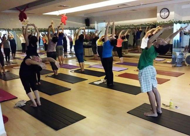 Phòng tập Yoga Vipassana - Quận 10