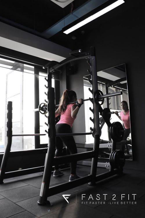 Phòng tập gym Fast2Fit - Nhanh chóng có body vừa vặn hơn