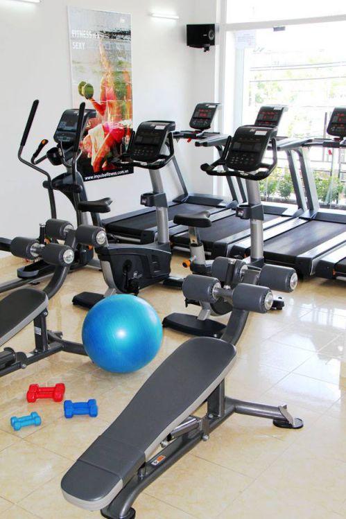 Phòng Tập thể hình Im Gym, Quận Gò Vấp