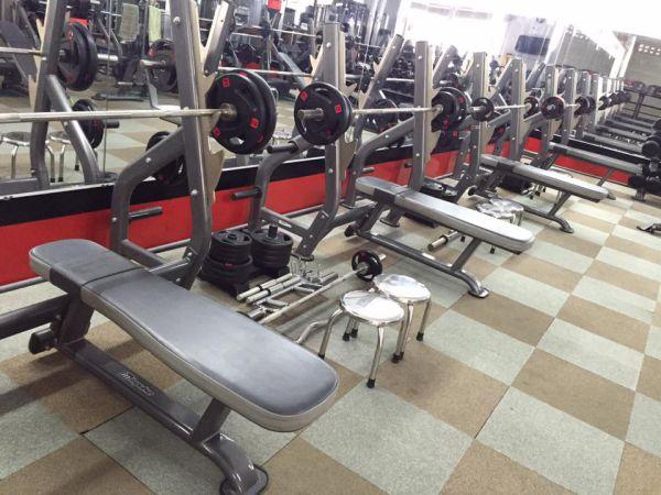 Phòng tập Gym Hoàng Gia, Quận Tân Phú