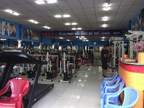 Phòng tập thể hình Phát GYM Fitness & Yoga, Quận Tân Phú