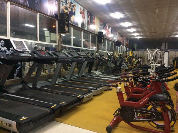 Phòng tập thể hình Sức sống mới Gym, Quận Gò Vấp