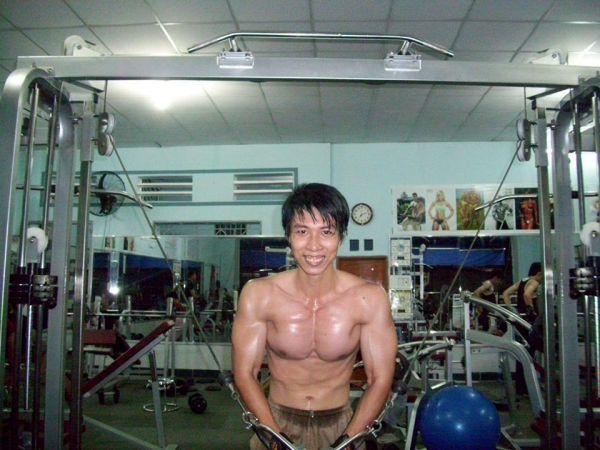 Phòng tập gym Hình Thể Đẹp, Quận Gò Vấp