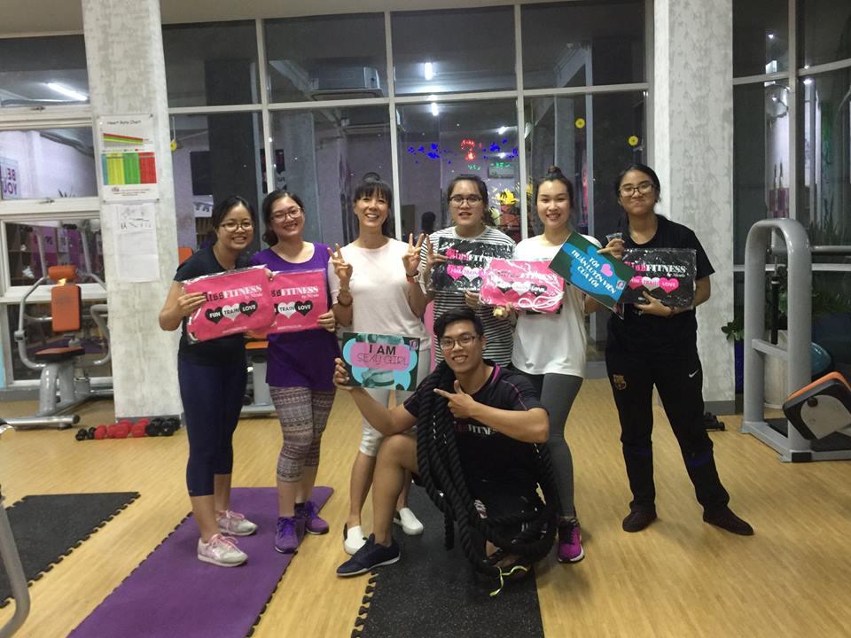 Phòng tập Miss Fitness, Quận Tân Bình - Nơi dành riêng chi phái đẹp