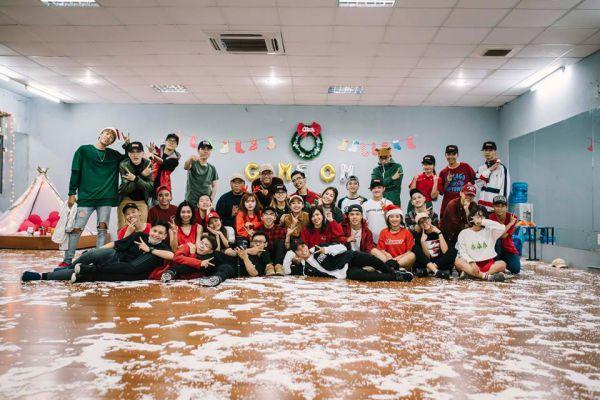 Phòng tập nhảy Game On Crew, Quận Phú Nhuận