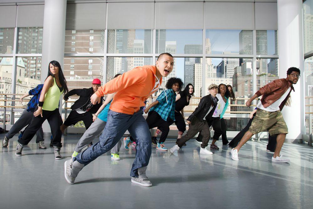 Phòng tập nhảy Grace Dance - Tân Bình