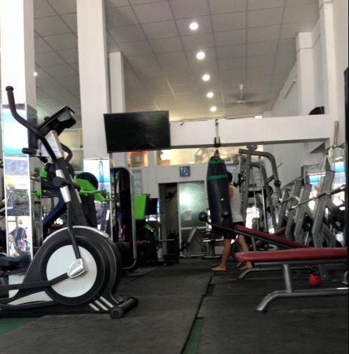 Phòng tập thể hình Elip Gym Nha Trang