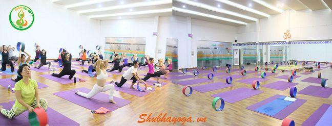 Phòng tập Yoga Shubha - Biên Hòa