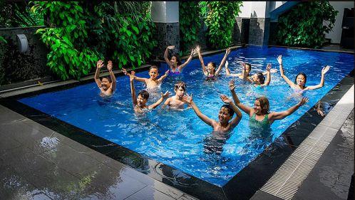 Phòng tập Thảo Điền Yoga, Quận 2