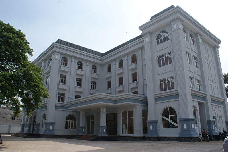 Phòng tập Thể dục Thẩm mỹ Duyên Dáng Việt, Quận Gò Vấp