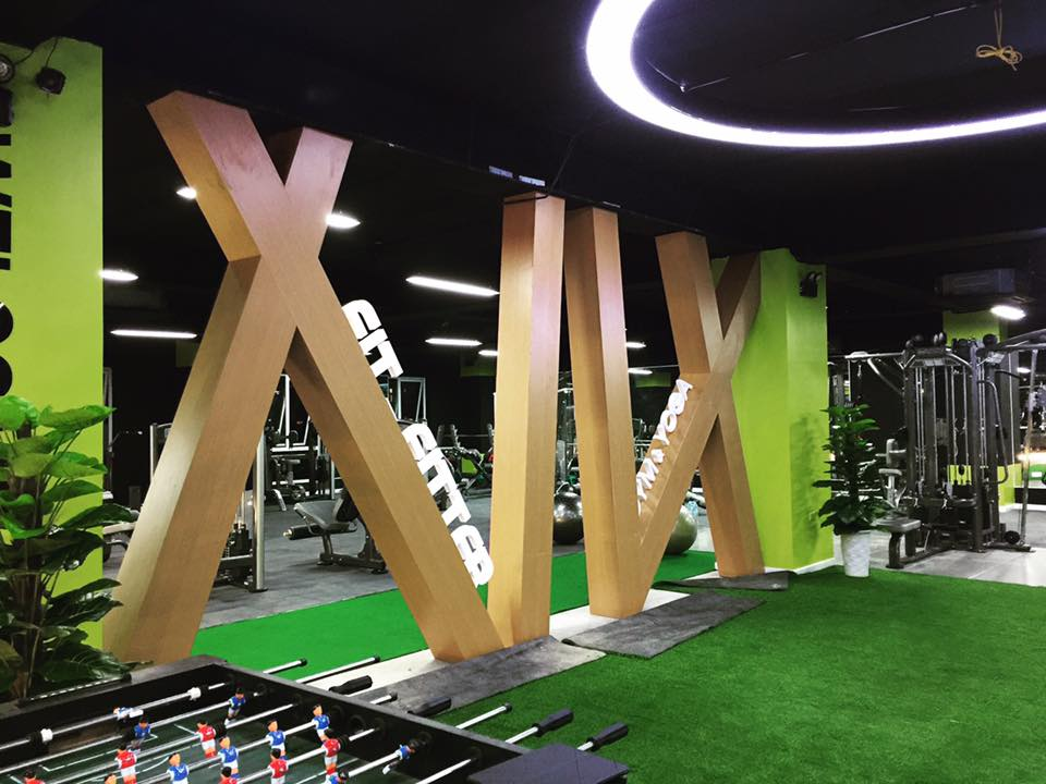 Câu lạc bộ thể hình Fit-Fitter Gym & Yoga, Khâm Thiên, Quận Đống Đa