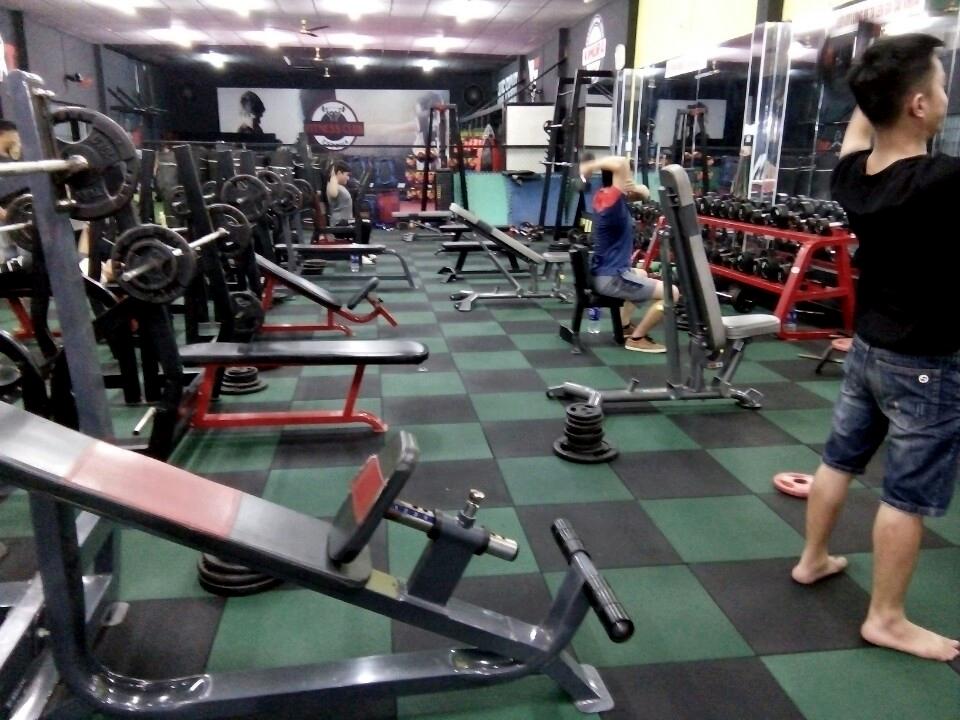 Câu lạc bộ thể hình Fitness Club, Thừa Thiên Huế