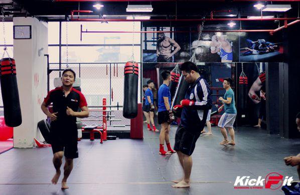 Câu lạc bộ võ thuật VNF-Club, Quận Đống Đa, Hà Nội
