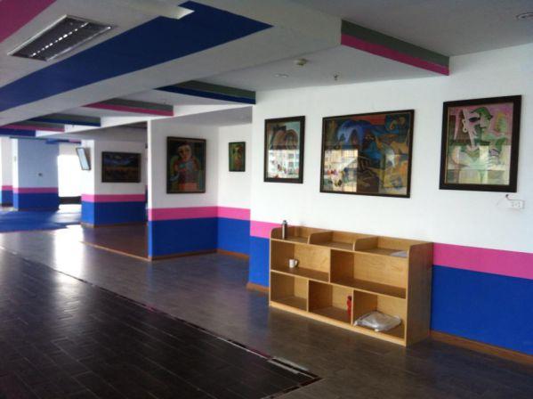 Câu lạc bộ võ thuật Viet Nhat Club Centre, Quận