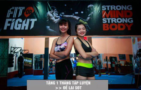 Câu lạc bộ võ thuật V-Kickfit, Quận Cầu Giấy