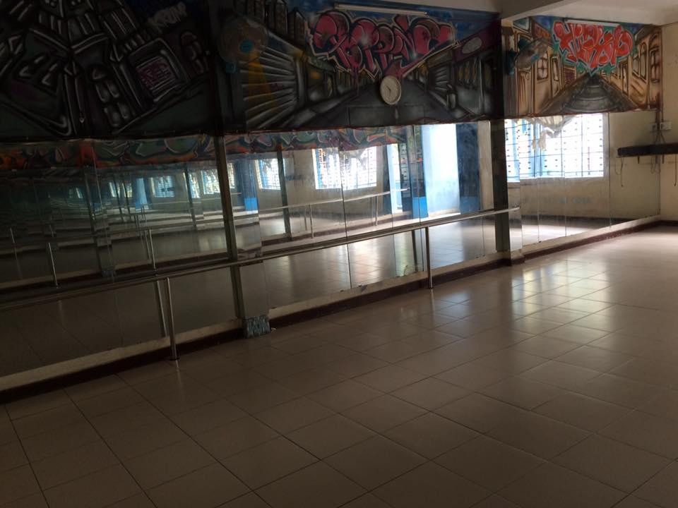 Phòng tập nhảy Lê Hồng Phong, Quận 5