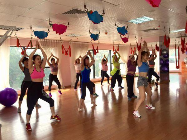Bigbox Energy Club nơi tập KickFit, Yoga, Zumba uy tín tại Quận Ba Đình