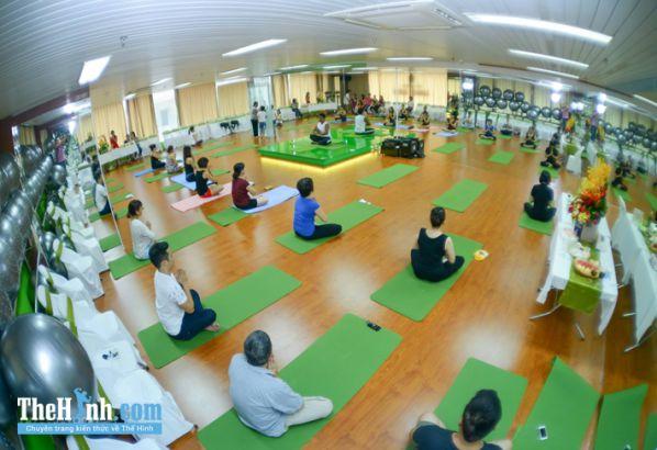 Phòng tập Goodlite Yoga & Dance Club, Quận Hà Đông