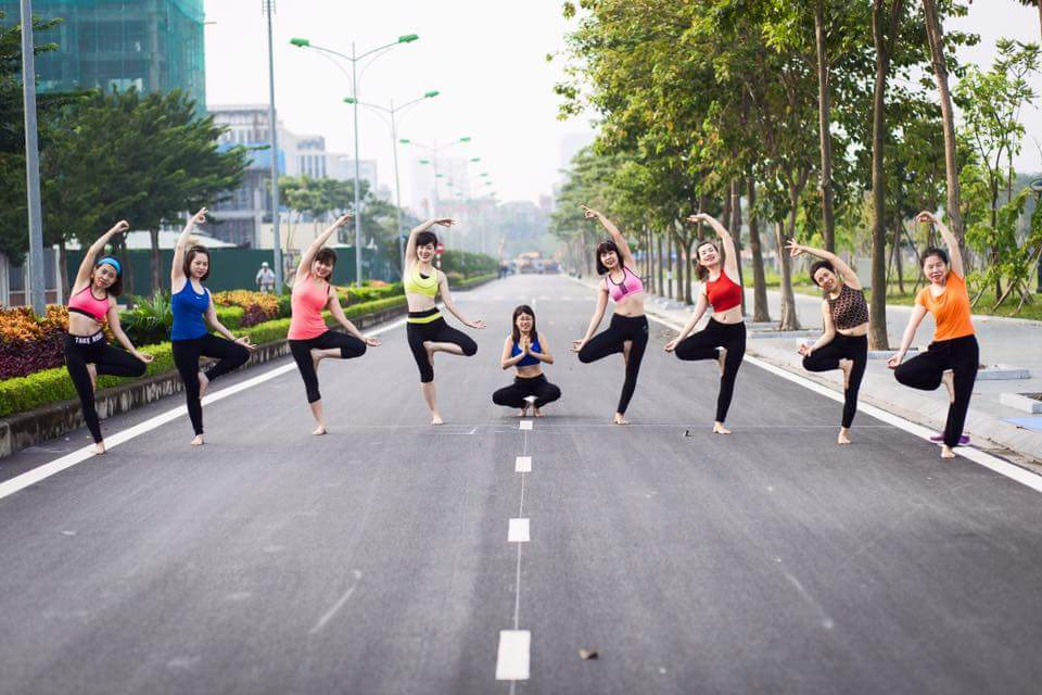 Phòng tập Green Stars Fitness & Yoga, Phạm Văn Đồng, Quận Bắc Từ Liêm