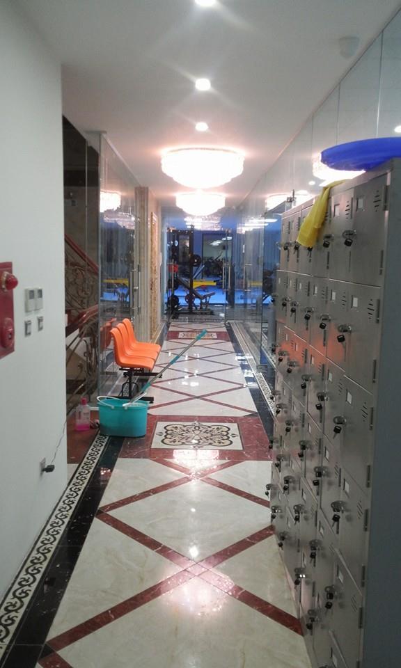 Phòng tập gym Lightning Fitness Royal, Hồng Hà, Quận Ba Đình