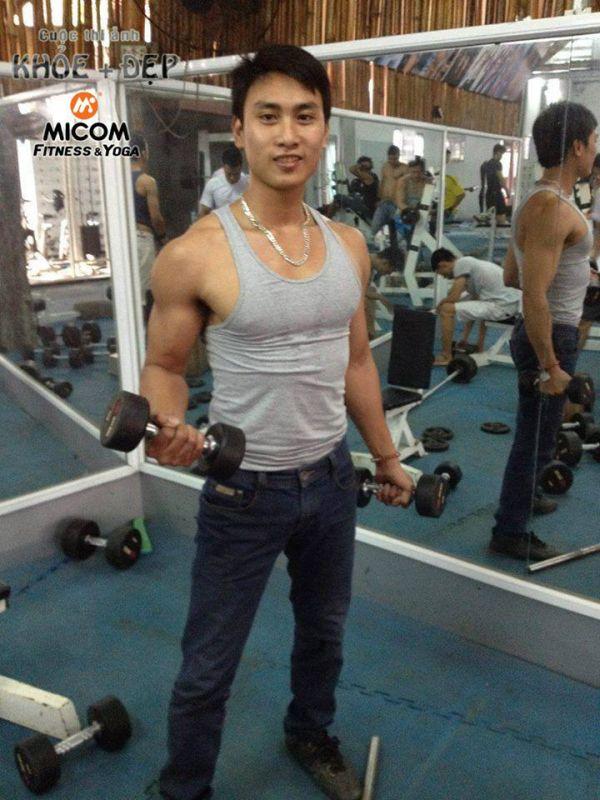 Phòng tập gym Micom Fitness & Yoga Center, Điện Biên, Tp. Nam Định