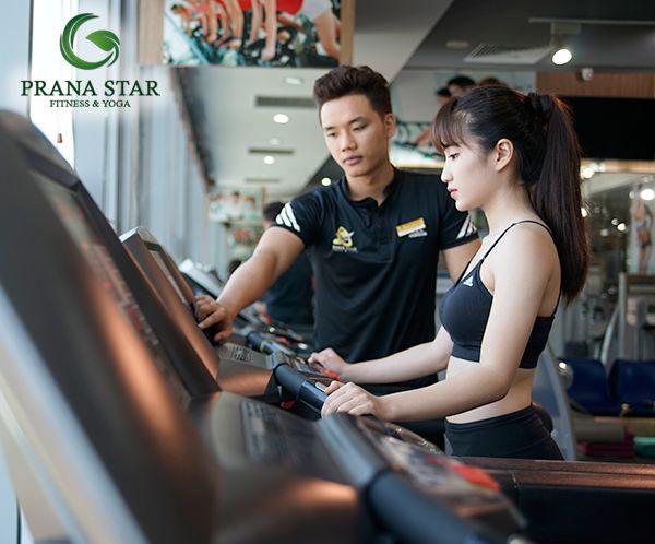 Phòng tập Prana Star - Fitness & Yoga, Dương Đình Nghệ, Quận Cầu Giấy