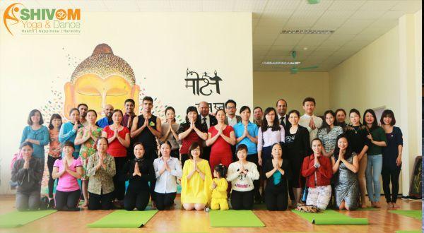 Phòng tập Shivom Yoga & Dance, Hoàng Cầu, Quận Đống Đa