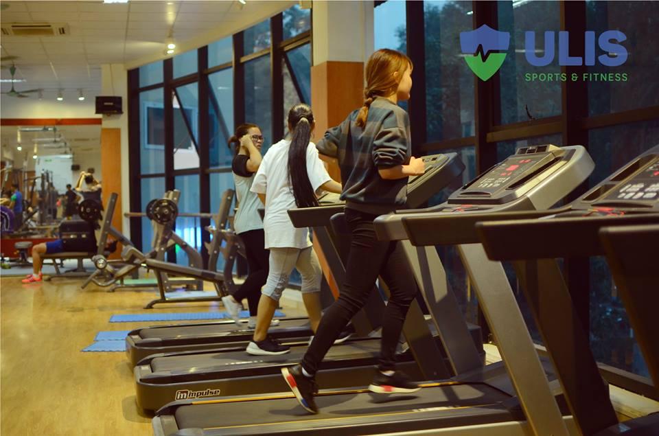 Phòng tập gym ULIS Sports & Fitness, Quận Cầu Giấy