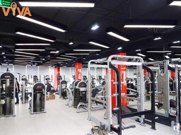 Phòng tập ViVa Yoga & Fitness, Tân Nhuận Đông, Quận 7