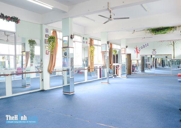 Phòng tập Yoga Newlife