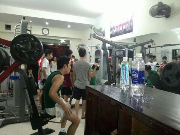 Phòng tập An Blue's Gym, Quận Hà Đông