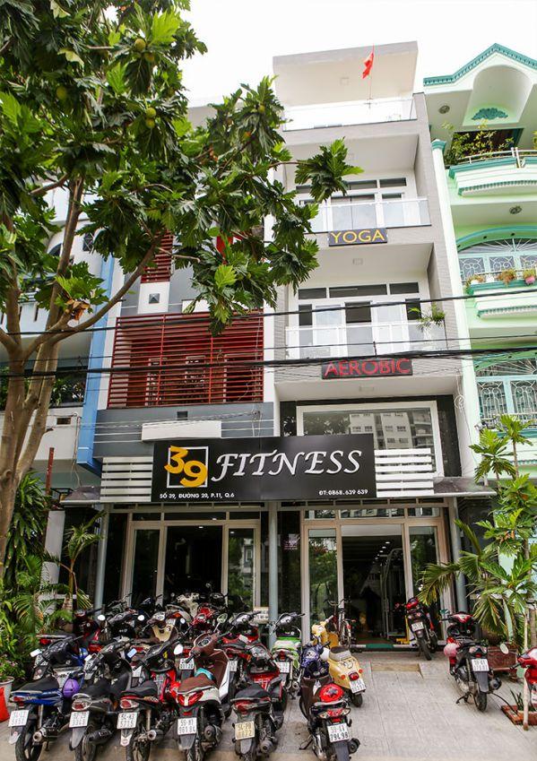 Giới thiệu về phòng tập gym 39 Fitness