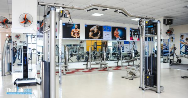 Phòng tập Gym A1 Fitness Center