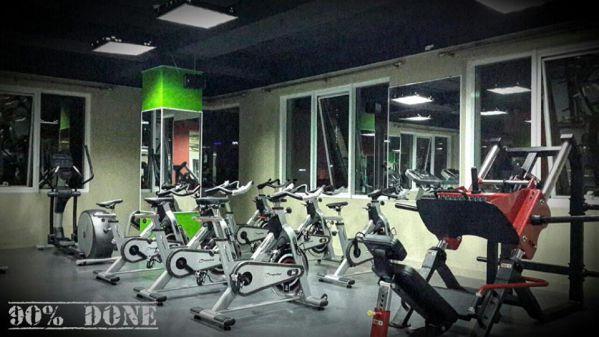 Phòng tập gym Body Style Fitness & Yoga, đường Láng, Quận Đống Đa