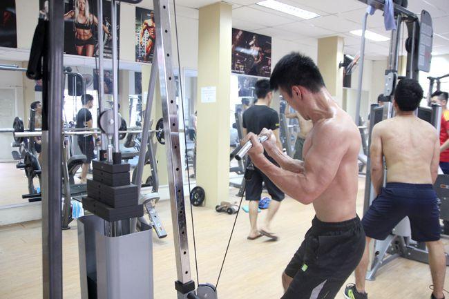 Phòng tập Gaia Fitness & Yoga Center, Khương Trung, Quận Thanh Xuân