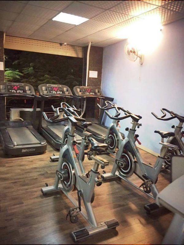 Phòng tập gym Helios Fitness & Gym, Vũ Tông Phan, Quận Thanh Xuân