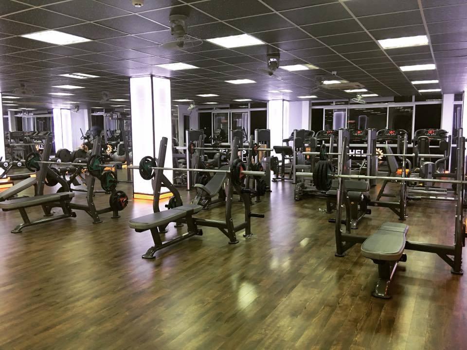 Phòng tập gym Helios Fitness & Gym Xã Đàn, Quận Đống Đa
