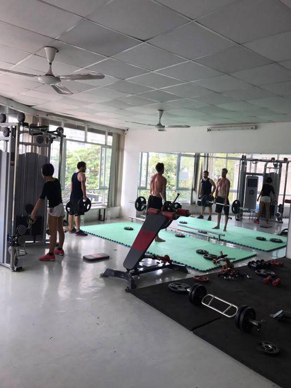Phòng tập gym Lightning Fitness, Hoàng Hoa Thám, Quận Ba Đình