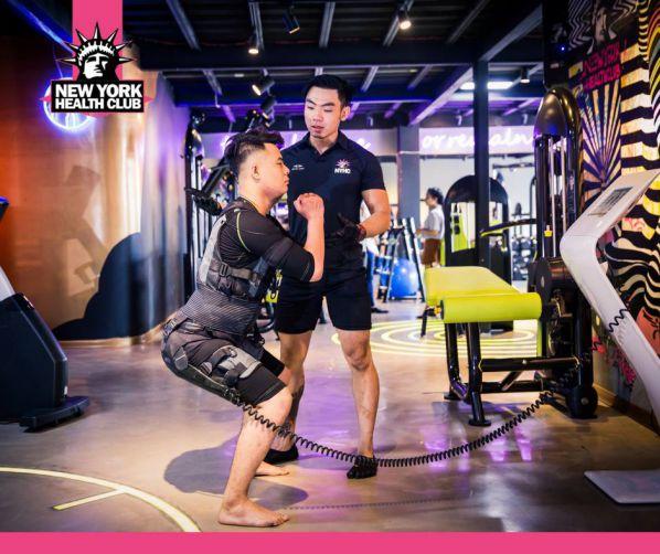 Phòng tập gym New York Health Club, Nguyễn Kiệm, Quận Gò Vấp