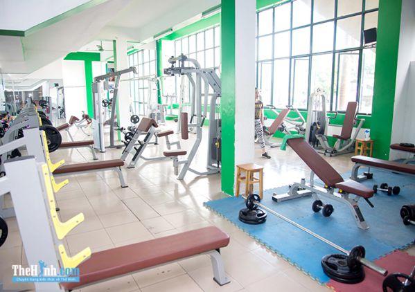 Phòng tâp gym Passion Fitness & Yoga, Xuân La, Quận Tây Hồ