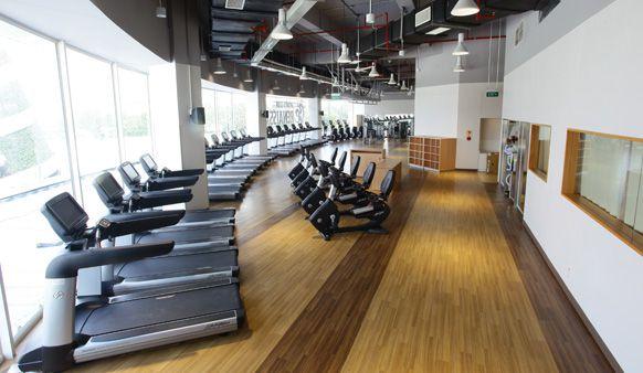 Phòng tập gym Sports Club Renaissance Aeon Mall Canary, Bình Dương
